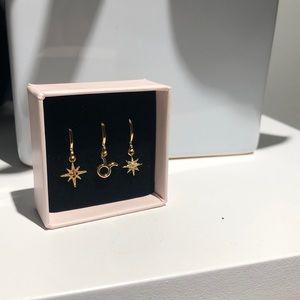 Earring set. Taurus and stars✨♉️